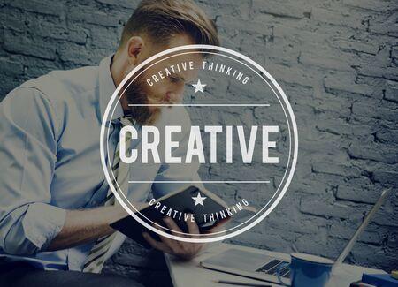 artistry: Creative Ideas Creativity Artistry Concept
