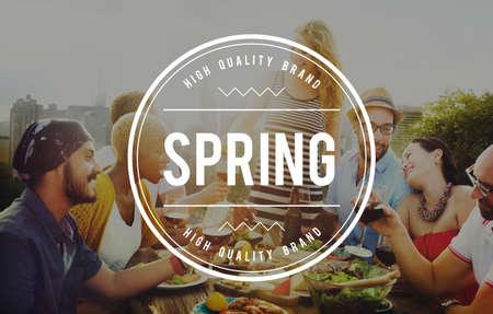frescura: De primavera y verano de temporada Frescura Naturaleza Concepto