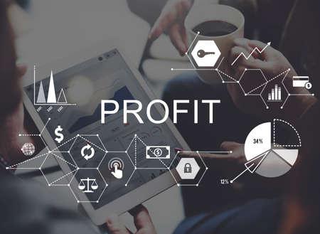 ganancias: Beneficio Beneficio de Ingresos Ganancias Ganancia concepto de renta bruta