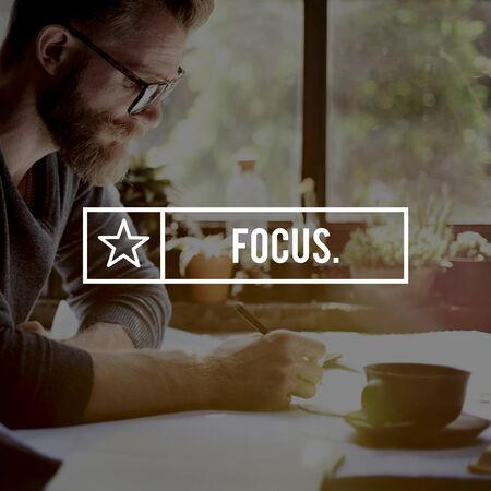 concentrate: Focus Concentrate Spotlight Mission Goals Concept
