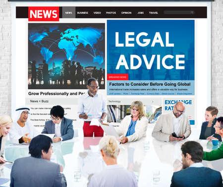 etica: Aviso Legal Titular concepto de noticias RSS
