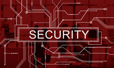 confidentiality: Security Shield Privacy Protection Confidentiality Concept