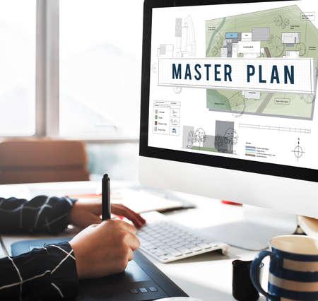 construction project: Master Plan Management Mission Performance Concept