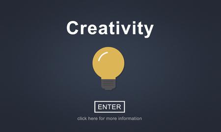 aspiration: Creativity Aspiration Inspiration Inspire Skills Concept