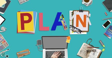Plan Planning Strategy Process Mission Concept