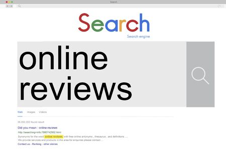 comment: Online Reviews Feedback Comment Suggestion Concept Stock Photo