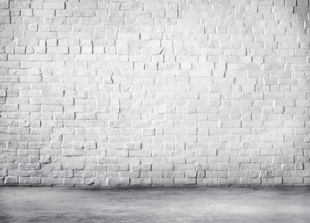 paredes de ladrillos: Minimalismo Concepto muro de cemento del ladrillo