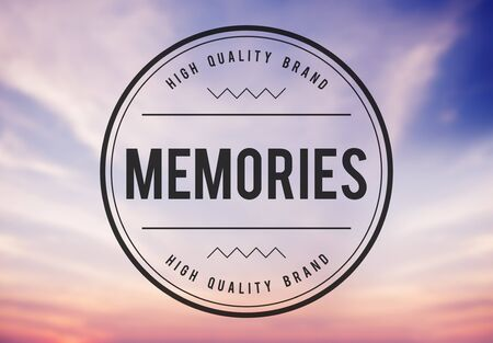 remembered: Memory Remember Information Mind Recalling Concept