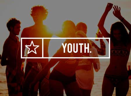 adolescencia: Concepto joven juventud Adolescencia Generaci�n Adolescentes
