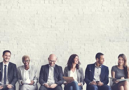 personas mirando: Entrevista Recursos Humanos Concepto Trabajo Reclutamiento