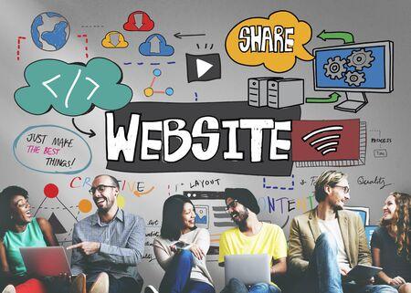 html: Website Internet Homepage Browser HTML Concept