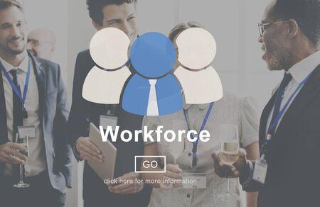 place of work: Work Force Motivation Effort Energy Concept