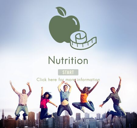 adolescent: Nutrition Healthy Eating Diet Food Nourishment Concept