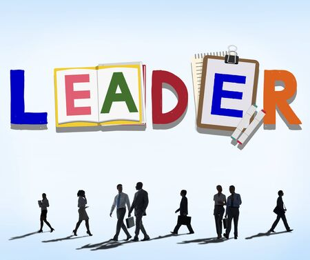 skill: Leader Leadership Skill Authority Influence Concept
