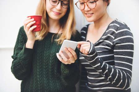 digital device: Social Network Social Media Friends Sharing Online Concept