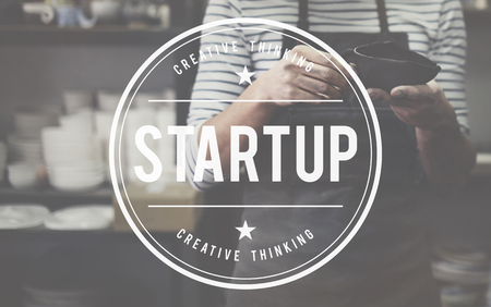 curator: Startup New Business Vision Strategy Launch Concept