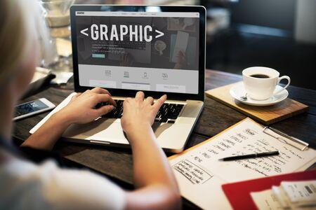 symbolic: Graphic Creative Design Visual Art Concept