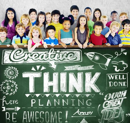 skills diversity: Think Thinking Planning Strategy Creative Concept