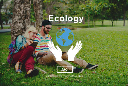preservation: Ecology Environmental Conservation Preservation Concept