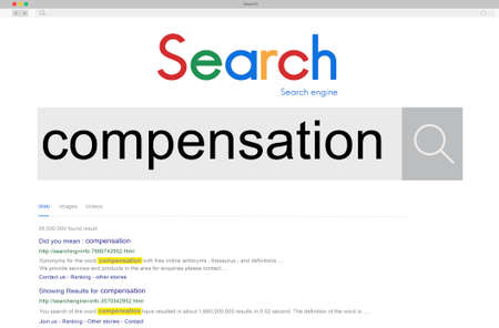 compensated: Compensation Finance Incentive Payment Gain Concept