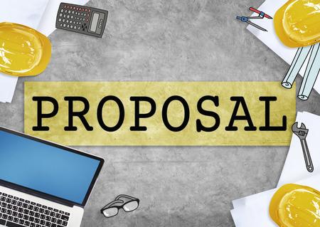 vorschlag: Vorschlag Vorschlag Business-Vertrag Konzept Lizenzfreie Bilder
