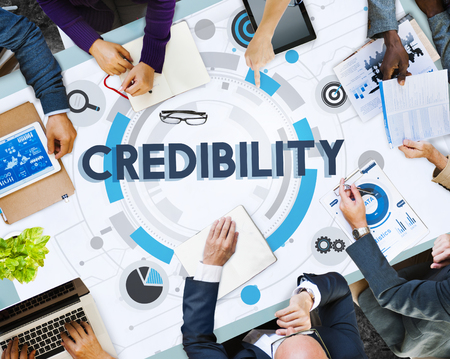 Business planning with credibility concept