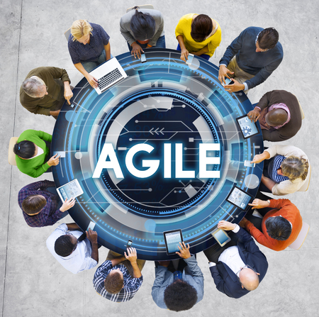 agility: Agile Fast Quick Nimble Technology Agility Concept