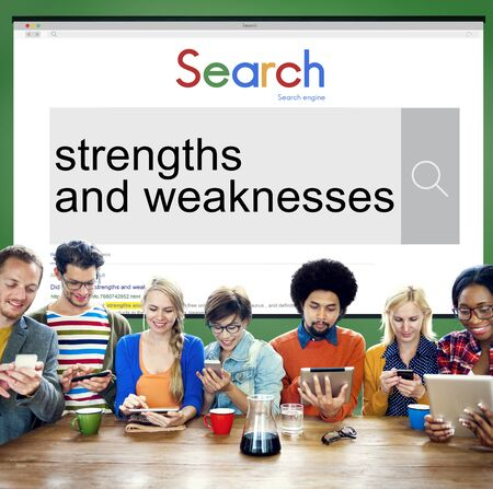 weaknesses: Strengths and Weaknesses Strategy Theory Marketing Concept
