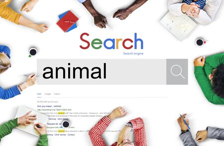 meaning: Animal Meaning Definition Search Results Concept