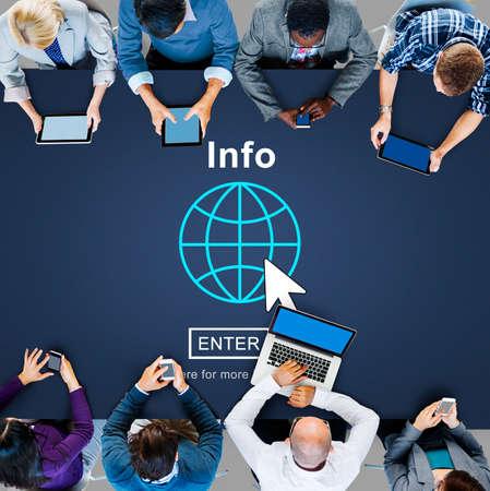 the details: Info Facts Details Graphics Interface Concept
