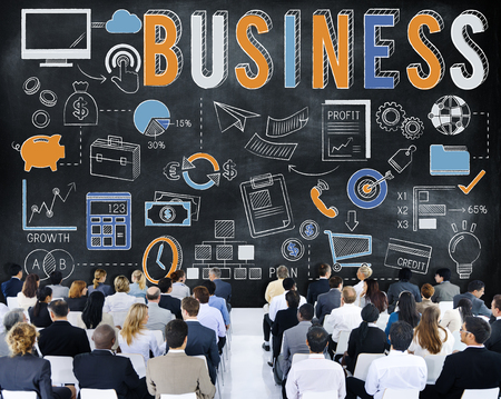 People with business concept 写真素材 - 109322781