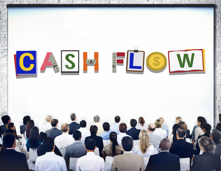 cash flow: Cash Flow Money Currency Economy Finance Investment Concept Stock Photo