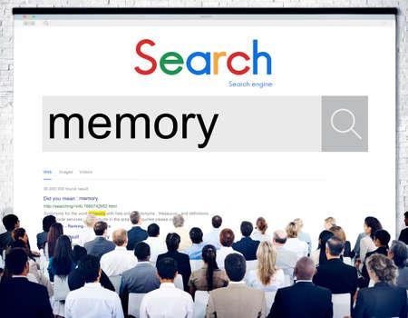 recordar: Recuerde que la memoria de almacenamiento de base de datos Recolecci�n Concept