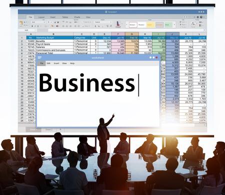 company: Business Startup Company Organization Development Concept