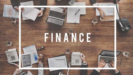 financial concept: Finance Financial Plan Future Ready Concept