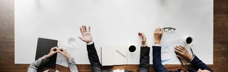 Business Team Meetng Planning Strategy Concept