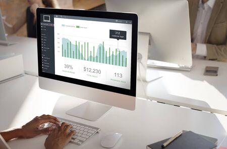 dashboard: Customer Activity Monitor Dashboard Concept