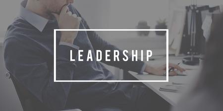 autoridad: Leader Leadership Authority Management Boss Concept Foto de archivo