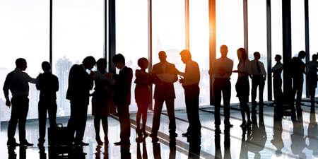 partner: Business Collaboration Corporate Colleagues Partner Concept