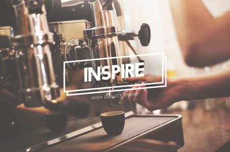 Inspire Aspiration Innovate Creativity Concept
