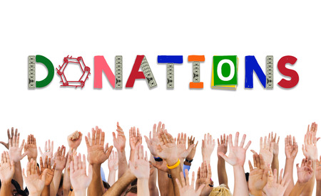 donacion de organos: Donación, facilitar la Caridad ayudar a contribuir Concept