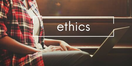 Ethics Behavior Ideals Strategy Integrity Concept