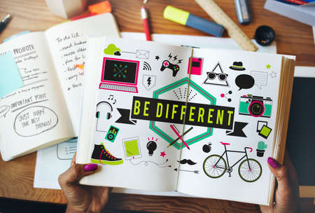 significant: Be Different Ideas Significant Effect Change Difference Concept