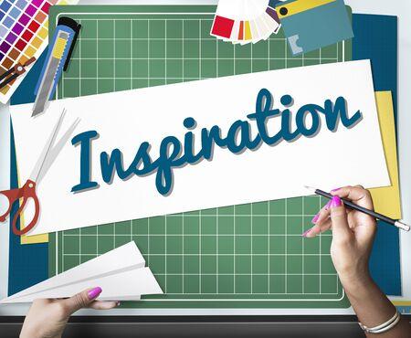 inspiration: Inspiration Aspiration Imagination Inspire Dream Concept