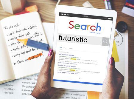innovative concept: Futuristic Future Development Design Innovative Concept