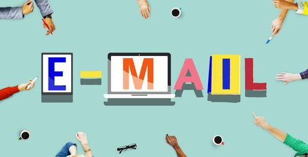 correspondencia: Concepto de correo electr�nico correspondencia Comunicaci�n Palabra Estilo