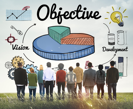 객관적인 목표 열망 목표 개념