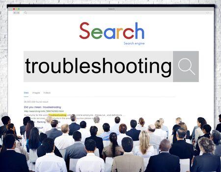 troubleshooting: Resolver problemas Problema Concepto Inspección Reparación