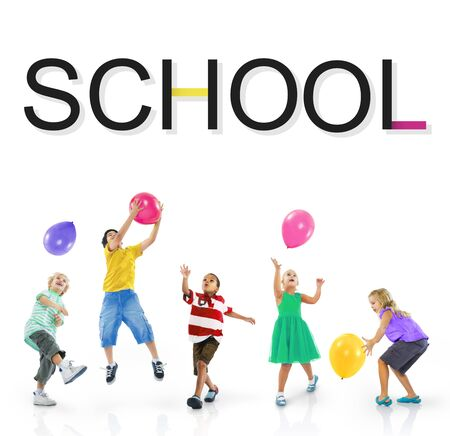 schooling: School Schooling Student Knowledge Educational Concept