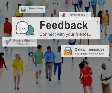 opinion: Feedback FAQ Commenting Evaluate Opinion Reply Concept